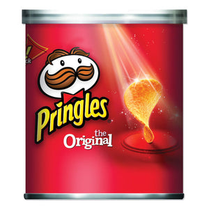 Potato Chips, Original, 1.3 Oz Canister, 36-carton