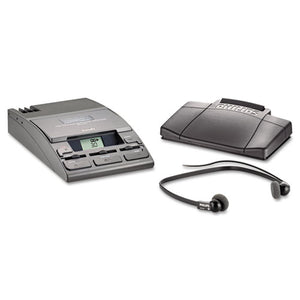 ESPSPLFH072052 - 720-T Desktop Analog Mini Cassette Transcriber Dictation System W-foot Control