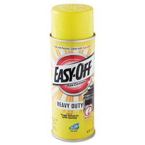 ESRAC87980 - Heavy Duty Oven Cleaner, Fresh Scent, Foam, 14.5 Oz Aerosol, 6-carton