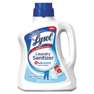 ESRAC95872 - Laundry Sanitizer, Liquid, Crisp Linen, 90 Oz, 4-carton