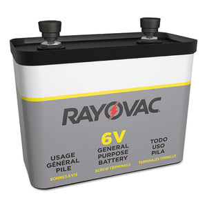 ESRAY918 - Lantern Battery, 6 Volt