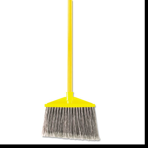 Rubbermaid® Commercial Angle Broom 6375-GRAY