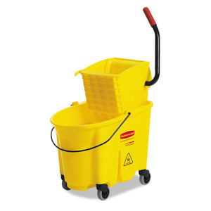 ESRCP758088YW - Wavebrake 35 Quart Bucket-wringer Combinations, Yellow