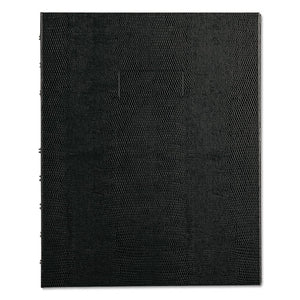 ESREDA7150BLK - Notepro Notebook, 9 1-4 X 7 1-4, White Paper, Black Cover, 75 Ruled Sheets