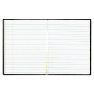 ESREDA7EBLK - Ecologix Notebook, 9 1-4 X 7 1-4, College Ruled, Hard Cover, White, 75 Sheets