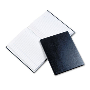 ESREDA982 - Business Notebook W-blue Cover, College Rule, 9 1-4 X 7 1-4, 192 Sheet Pad