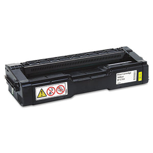 ESRIC406478 - 406478 High-Yield Toner, 6000 Page-Yield, Yellow