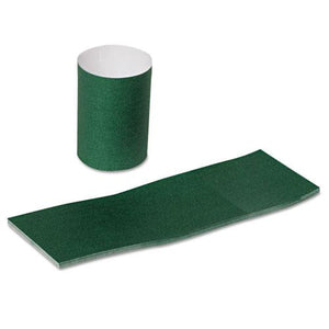 "ESRPPRNB4MHC - Napkin Bands, Paper, Hunter Green, 1 1-2"", 4000-carton"