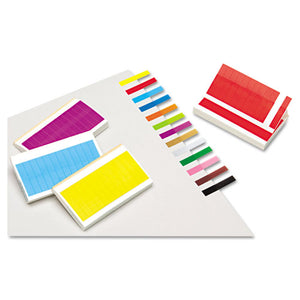 ESRTG20202 - Removable-reusable Page Flags, 13 Assorted Colors, 240 Flags-pack