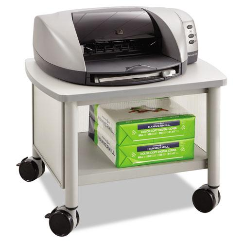 ESSAF1862GR - Impromptu Under Table Printer Stand, 20-1-2w X 16-1-2d X 14-1-2h, Gray
