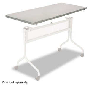 ESSAF2065GR - Impromptu Series Mobile Training Table Top, Rectangular, 48w X 24d, Gray