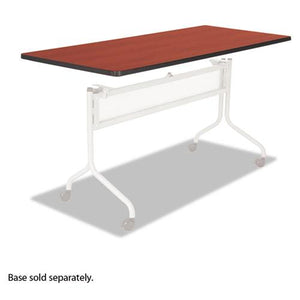 ESSAF2067CY - Impromptu Series Mobile Training Table Top, Rectangular, 72w X 24d, Cherry