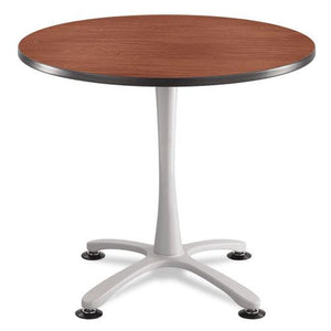 "ESSAF2453CY - Cha-Cha Table Top, Laminate, Round, 36"" Diameter, Cherry"