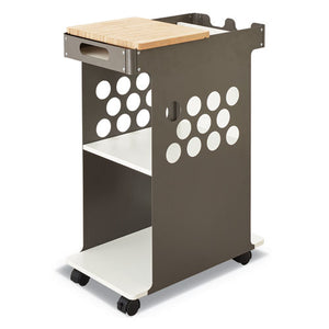 Safco® Mini Rolling Storage Cart