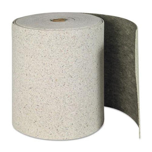 "ESSBDRFP28DP - Re-Form Plus Sorbent-Pad Roll, 62gal, 28 1-2"" X 150ft, Gray"