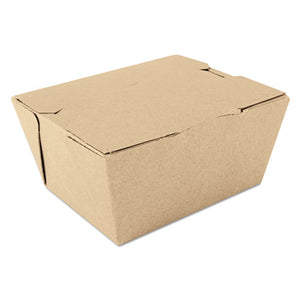 ESSCH0731 - Champpak Carryout Boxes, Brown, 4 3-8 X 3 1-2 X 2 1-2, 450-carton