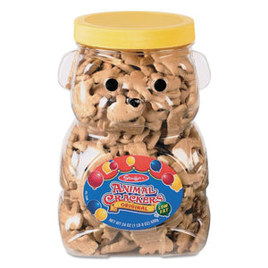 ESSFF011037 - Animal Crackers, 24 Oz Jar