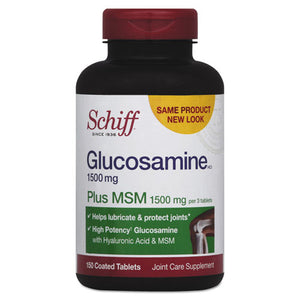 ESSFS11019 - Glucosamine Plus Msm Tablet, 150 Count