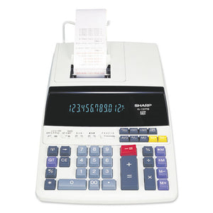 ESSHREL1197PIII - El1197piii Two-Color Printing Desktop Calculator, Black-red Print, 4.5 Lines-sec