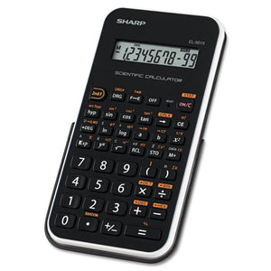 ESSHREL501XBWH - El-501xbwh Scientific Calculator, 10-Digit Lcd
