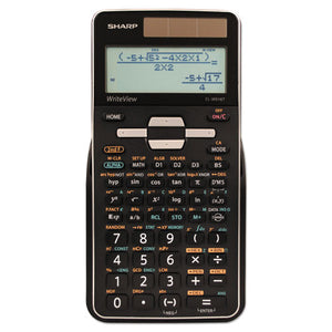 ESSHRELW516TBSL - El-W516tbsl Scientific Calculator, 16-Digit Lcd