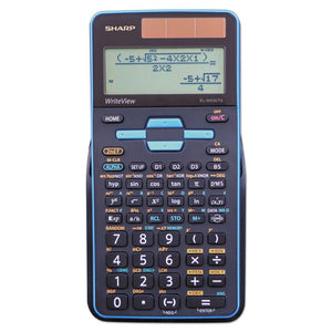 ESSHRELW535TGBBL - El-W535tgbbl Scientific Calculator, 16-Digit Lcd
