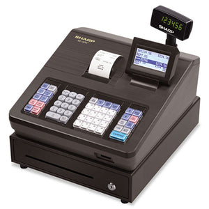 ESSHRXEA207 - Xe Series Electronic Cash Register, Thermal Printer, 2500 Lookup, 25 Clerks, Lcd