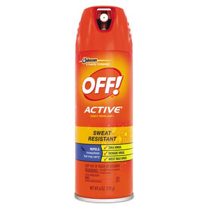 ESSJN611079 - Active Insect Repellent, 6 Oz Aerosol, 12-carton