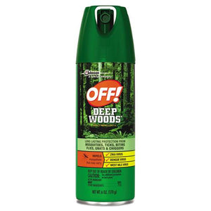ESSJN611081 - Deep Woods Insect Repellent, 6oz Aerosol, 12-carton