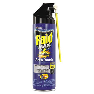 ESSJN655571EA - ANT-ROACH KILLER, 14.5 OZ, AEROSOL CAN, OUTDOOR FRESH