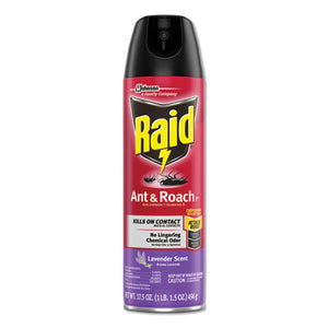 ESSJN660549 - ANT AND ROACH KILLER, 17.5 OZ AEROSOL, LAVENDAR, 12-CARTON