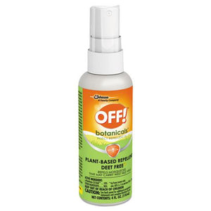 ESSJN694971 - BOTANICALS INSECT REPELLENT, 4 OZ BOTTLE, 8-CARTON
