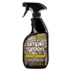 ESSMP18401 - Non-Abrasive Stone Cleaner, Unscented, 32oz Bottle