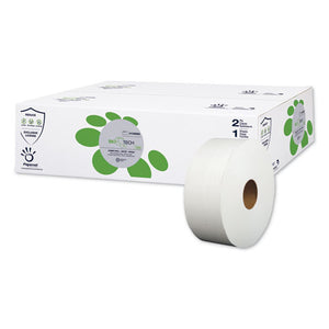 "ESSOD415594 - BIOTECH TOILET TISSUE, 2-PLY, WHITE, 3.3"" X 700 FT, 12 ROLL-CARTON"
