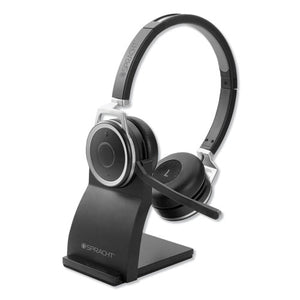 Zum Bt Prestige Headset, Binaural, Over-the-head, Black