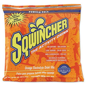ESSQW016041OR - Powder Pack Concentrated Activity Drink, Orange, 23.83 Oz Packet, 32-carton