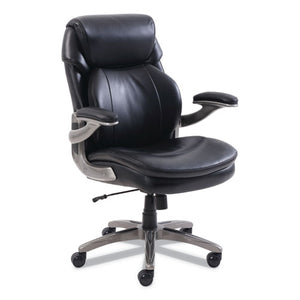 ESSRJ48966 - Cosset Mid-Back Executive Chair, Black