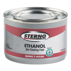 ESSTE20108 - Ethanol Gel Chafing Fuel Can, 182.4g, 72-carton