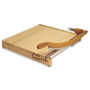 ESSWI1142 - Classiccut Ingento Solid Maple Paper Trimmer, 15 Sheets, Maple Base, 15 X 15