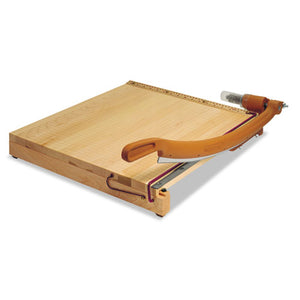 ESSWI1152 - Classiccut Ingento Solid Maple Paper Trimmer, 15 Sheets, Maple Base, 18 X 18
