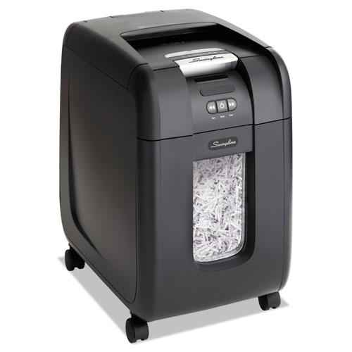 ESSWI1757573 - Stack-And-Shred 230x Auto Feed Super Cross-Cut Shredder, 230 Sheet Capacity