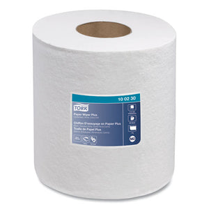 Centerfeed Paper Wiper, 1-ply, 7.7 X 11.8, White, 305-roll, 6-carton