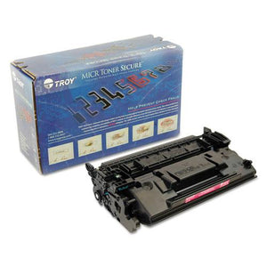 ESTRS0281576001 - 0281576001 226X HIGH-YIELD MICR TONER SECURE, ALTERNATIVE FOR HP CF226X, BLACK