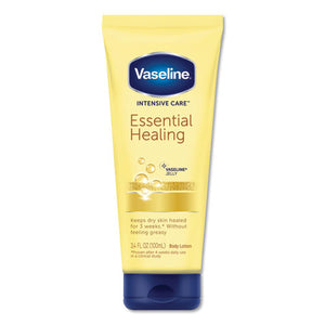 ESUNI04180CT - INTENSIVE CARE ESSENTIAL HEALING BODY LOTION, 3.4 OZ SQUEEZE TUBE, 12-CARTON