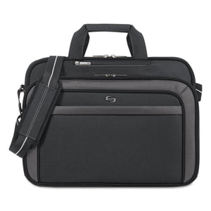"ESUSLCLA3144 - Pro Checkfast Briefcase, 17.3"", 17"" X 5 1-2"" X 13 3-4"", Black"