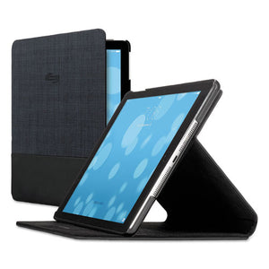 ESUSLIPD20265 - VELOCITY SLIM CASE FOR IPAD AIR, NAVY-BLACK