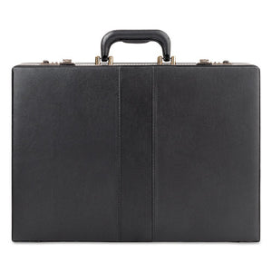 "ESUSLK854 - Classic Attache, 12 1-2"" X 4"" X 17 1-2"", Black"