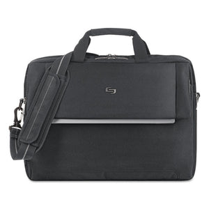"ESUSLLVL3304 - Urban Briefcase, 17.3"", 16 1-2 X 3 X 11, Black"