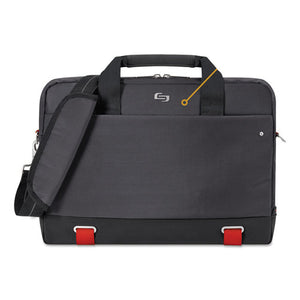 "ESUSLPRO1004 - Envoy Brief, 18"" X 2.5"" X 13"", Polyester, Black"