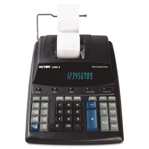 ESVCT14604 - 1460-4 Extra Heavy-Duty Printing Calculator, Black-red Print, 4.6 Lines-sec